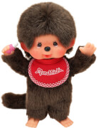 Monchhichi Stretch Boy, ca. 20cm