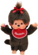 Monchhichi Stretch Girl, ca. 20cm