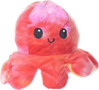 Wende Oktopus Plüsch ''Rainbow'', Größe 20cm