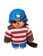 Monchhichi Pirate Boy, ca. 20 cm