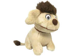 Heunec SANDMANN Hund Moppi Beanie