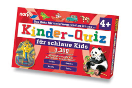 Simba Noris Kinderquiz für schlaue Kids