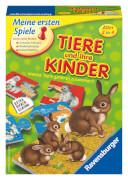 Ravensburger 21403 Tiere und ihre Kinder