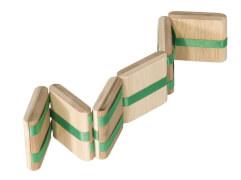 fridolin - Klapperschlange Bambus