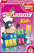 Schmidt Spiele 40544 MyRummy Kids, 2 bis 4 Spieler, ab 5 Jahre