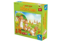 Pegasus Spiele Hopp Hopp Häschen Kinderspiel
