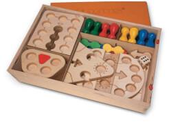 Fagus Zauberhafte Spielwiese Grundmodell,  40-teilig