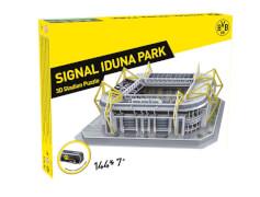 Puzzle 3D Stadion Signal Iduna Park Dortmund 144 Teile