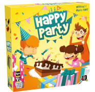 Asmodee - Gigamic -Happy Party