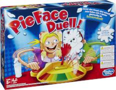 Hasbro C0193100 Pie Face Duell, für 2 Spieler, ab 5 Jahren