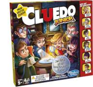 Hasbro C1293100 Cluedo Junior, für 2-6 Spieler, ab 5 Jahren