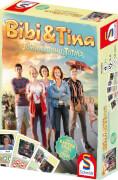 Schmidt Spiele 40582 Bibi & Tina, Tohuwabohu Total, Das Spiel zum 4. Film, 2 bis 6 Spieler, ab 7 Jahre