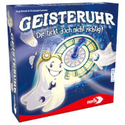 NORIS Geisteruhr, 2-4 Spieler, ca. 15 min, ab 5 Jahre