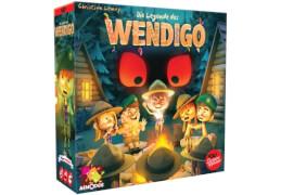 Asmodee Die Legende des Wendigo