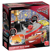 Jumbo 19417 Cars 3 Piston Cup Race Game