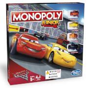 Hasbro C1343100 Monopoly Junior Cars 3