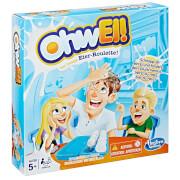 Hasbro C2473100 ''Oh wei!'', für 2-4 Spieler, ab 5 Jahren