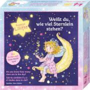 Die Spiegelburg 315211 Prinzessin Lillifee - Kartenspiel ''Weißt du, wie viel Sternlein stehen?'', ab 3 Jahren