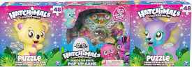 Spin Master Hatchimals 3 Pack Games Bundle