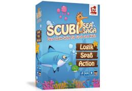 SCUBI SEA SAGA Das Logikspiel für Groß und Klein