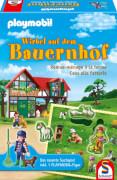 Schmidt Spiele Playmobil Wirbel auf dem Bauernhof