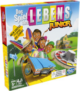 Hasbro E6678100 GAME OF LIFE JUNIOR