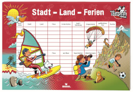 black stories Junior Stadt Land Ferien