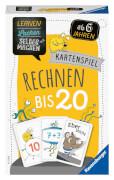 Ravensburger 80349 Lernen Lachen Selbermachen: Kartenspiel Rechnen bis 20