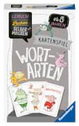 Ravensburger 80353 Lernen Lachen Selbermachen: Kartenspiel Wortarten