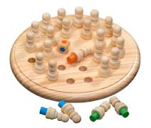 Philos Farb-Memo Spiel aus Holz
