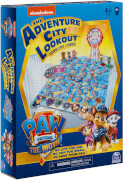 Spin Master Paw Patrol Movie Adventure City Lookout Game