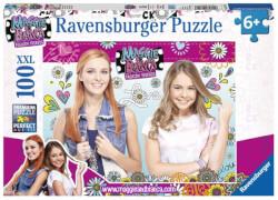 Ravensburger 107148 Puzzle: Maggie und Bianca, 100 Teile