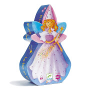 Formen Puzzle: The fairy and the unicorn - 36 Stk. *