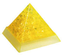 3D-Puzzle Crystal Pyramide 38Teile
