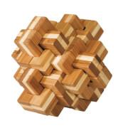 fridolin - IQ-Test Bambuspuzzle - Ananas