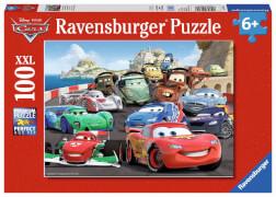 Ravensburger 10615 Puzzle Disney Cars Brisantes Rennen 100 Teile