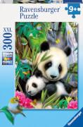 Ravensburger 13065 Puzzle Lieber Panda 300 Teile