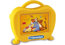 Clementoni Baby Winnie Puuh 6er  Würfelpuzzle