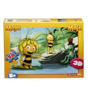 Puzzle 3D Biene Maja, 50 Teile