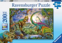 Ravensburger 12718 Puzzle Im Reich der Giganten 200 Teile