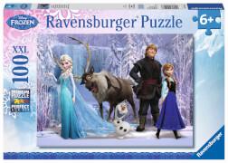 Ravensburger 10516 Puzzle Disney Eiskönigin Im Reich der Schneekönigin 150 Teile