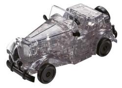 3D-Puzzle Crystal Oldtimer schwarz, 53 Teile