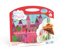 Vertical Puzzle Schloss 48-teilig
