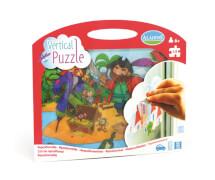 Vertical Puzzle Piraten 48-teilig