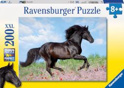 Ravensburger 12803 Puzzle Schwarzer Hengst 200 Teile