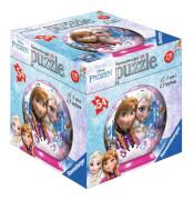 Ravensburger 11913 Puzzleball Disney Frozen - Die Eiskönigin, 54 Teile