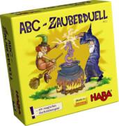 HABA - ABC-Zauberduell, für 2 Spieler, ca. 10 min, ab 6 Jahren