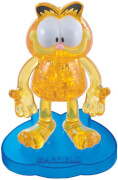 Crystal Puzzle - Garfield, 34 Teile