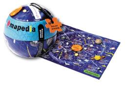 Mapedia Weltall 100 Teile (d) (MQ4)
