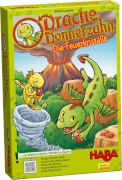 HABA - Drache Donnerzahn - Die Feuerkristalle, für 2-4 Spieler, ca. 10 min, ab 3 Jahren